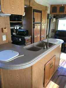 For Sale 2007 Montana 5th wheel