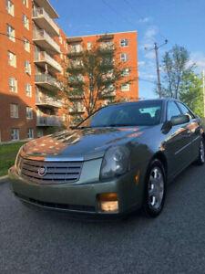 Cadillac CTS automatique
