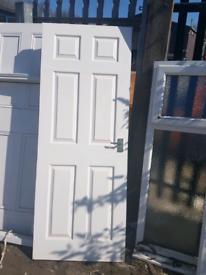 6 panel internal door