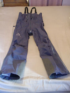 Used Arcteryx women's bib for sale