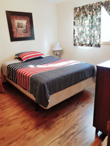 All inclusive furnished room in North end. Close to NSCC