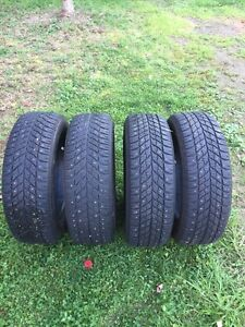 STUDDED WINTER TIRES FOR SALE