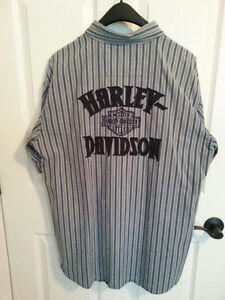SHORT SLEEVE SHIRT BY HARLEY DAVIDSON