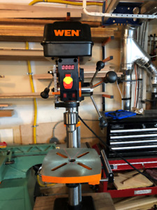 Wen 4214 Variable Speed 12 Inch Drill Press