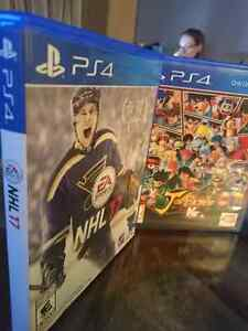NHL 17 PS4 TO TRADE