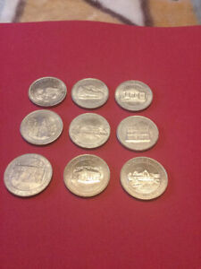St. Andrews by the sea trade dollar token coin lot