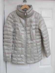 2 Down packable jackets - both are size L