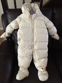 Brand new, Genuine Gap Snowsuit 12-18 months