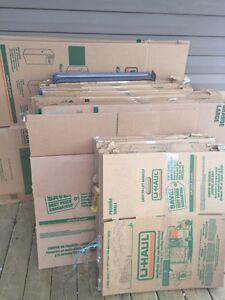 U-Hual boxes Edmonton Edmonton Area image 1