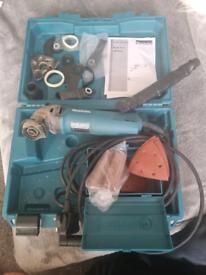 Makita 240V Multi-Tool Kit used once
