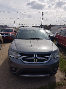 2012 Dodge Journey R/T (AWD) *** NO ACCIDENT / ONE OWNER***