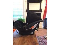 Mamas & papas 0+ car seat in great condition