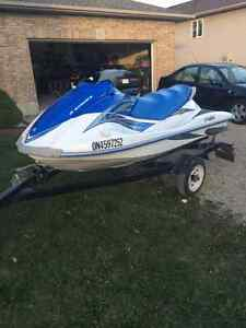2006 Yamaha Wave Runner VX1100 Sport - LOW HOURS Stratford Kitchener Area image 2