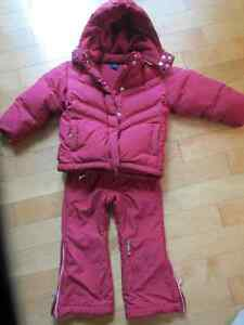 GAP Winter Jacket and Snow Pants set size 4