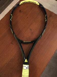Looking for holiday gifts? Tennis rackets for sale!