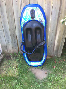 Knee board and tubes for sale