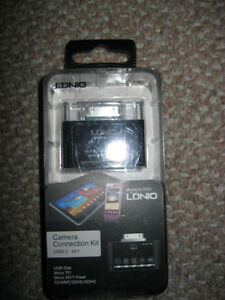 Samsung Galaxy Tablet SD/TF card reader and USB hub