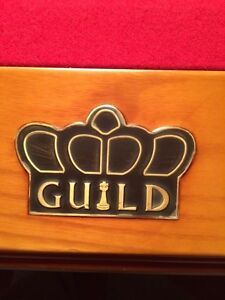 GUILD Pool table for sale