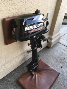 6hp Mercury outboard motor For Sale
