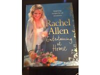 Rachel Allen entertaining at home