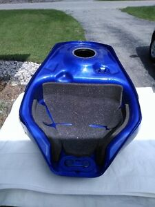 YAMAHA R6 2003-2008 R6S FUEL/GAS  TANK CLEAN INSIDE Windsor Region Ontario image 8