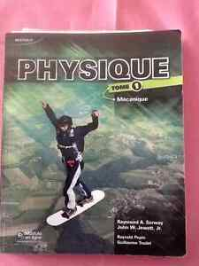 Physique chemistry science and more for cegep books West Island Greater Montréal image 4