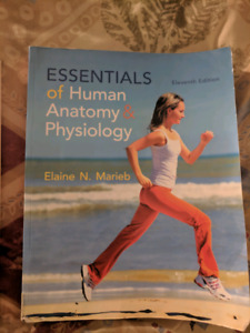 ESSENTIALS OF HUMAN ANATOMY & PHYSIOLOGY 11th ed.