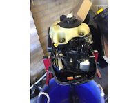 Mariner 4hp 4 stroke outboard SOLD
