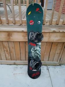 5150 Crux Snowboard