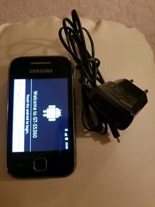 Unlocked Samsung Galaxy Y GT-S5360