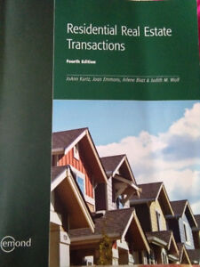 Brand New textbook.. Real Estate