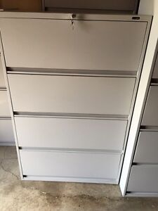 Low Priced Lateral Filing Cabinets (Free Delivery)