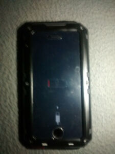 Near mint iPhone 5s with brand new battery