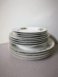 diner set 12 pieces, Romania porclaine