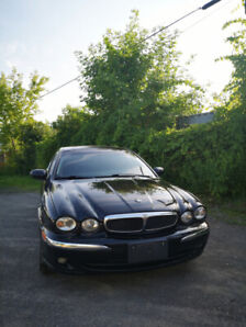 2003 Jaguar X-Type AWD car with Rims & Tires for Sale! OBO