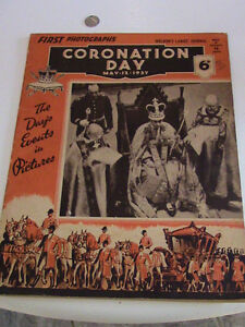 Coronation Day 1937, Weldon's Ladies' Journal