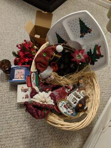 Surprise Christmas basket. Everything $10