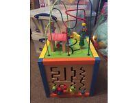 Kids activity centre