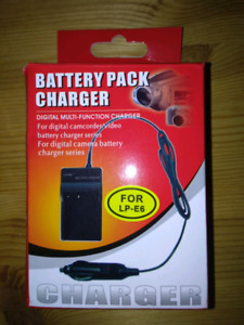 Battery charger for Canon