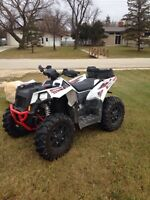2014 Polaris scrambler 1000 xp