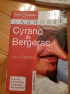 Livre Cyrano de Bergerac