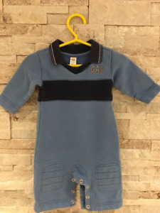 Baby Boy GAP Playsuit 3-6M