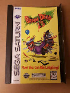 Brain Dead 13 for Sega Saturn