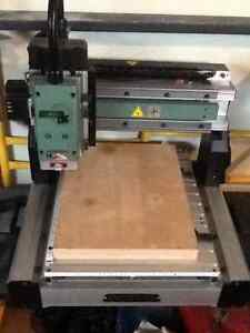 General CNC-never been used