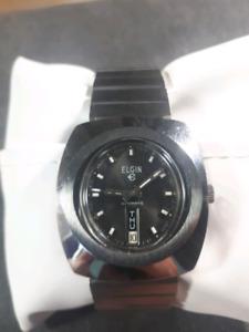 Automatic Elgin vintage men's watch