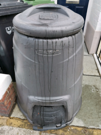 Compost bin 330 liter free