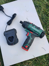 Parkside 12v impact drill/driver