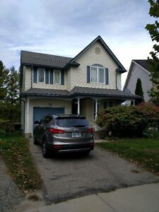 Single home in , Waterloo, Close to bus route, Green Space Kitchener / Waterloo Kitchener Area image 1