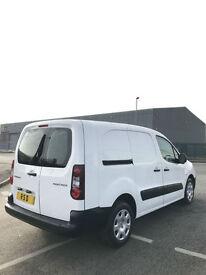 2013 63 Peugeot Partner 1.6HDi ( 92 ) Crew Van S - NO VAT TO PAY