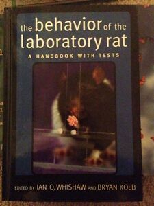 The behaviour of the laboratory rat and making sense psychology